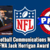 2013 Jack Horrigan Award Winner