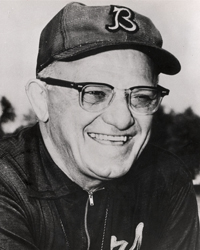 George Halas (Photo Credit: ©Pro Football Hall of Fame)