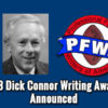 2013 Dick Connor Writing Awards