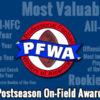 2013 Postseason Award Schedule