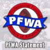 PFWA Statement
