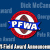 2014 Off-Field Award Schedule