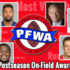 2014 PFWA Award Summary