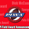 2015 PFWA Off-Field Award Announcement Schedule