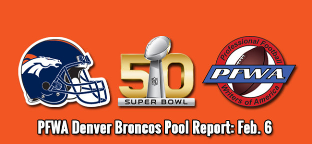 Super Bowl Broncos 2-6-16