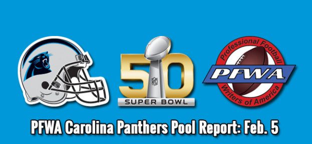 Super Bowl Panthers 2-5-16