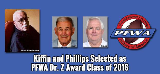 2016 Dr. Z Award