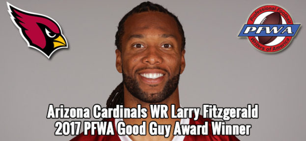 2017 Good Guy Award Winner