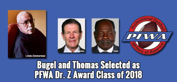 2018 Dr. Z Award