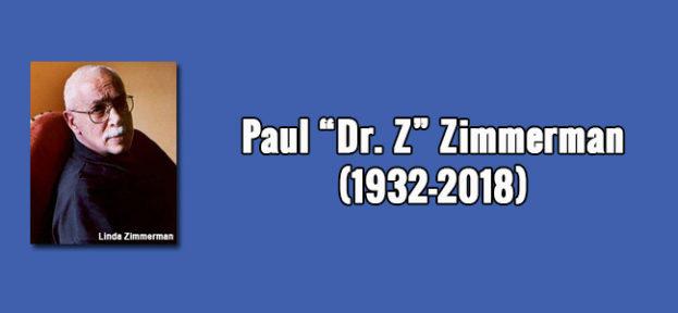 Dr Z Obituary